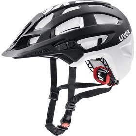 UVEX Finale casco per bici bianco/nero